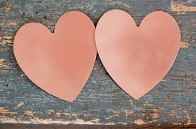 2 hjerter til 2 mennesker